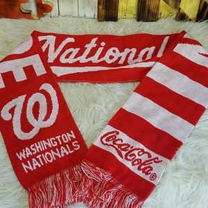 Accessories - Nationals Scarf 60 inches
